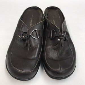Easy Spirit Esdanity Women's Size 8M Brown Clogs